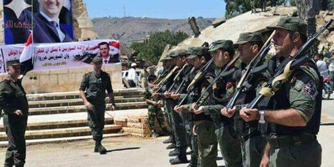 Сиријска армија потпуно ослободила провинцију Кунејтра која се граничи са Израелом 1