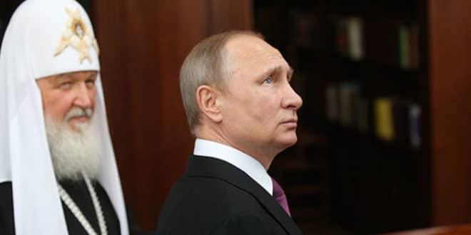 Владимир Кршљанин: Патријарх Кирил и Владимир Путин о противницима Бога, човека и људске историје