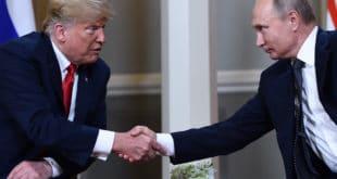 Путин позвао Трампа у Москву 3