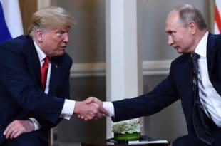 Путин позвао Трампа у Москву