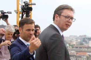 Пола извоза Србије и пола прихода држе - странци
