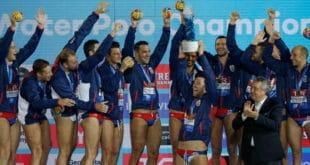 Српски ватерполисти шампиони Европе! 9