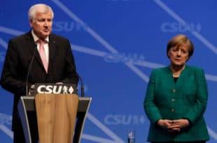 Зехофер одбија да се повинује Меркеловој: Неће ме сменити неко ко је у седлу захваљујући мени