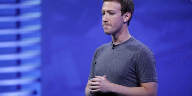 Фејсбук за неколико минута остао без 110 милијарди долара 1