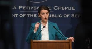 Брнабић: Радници гину и гинуће их још, таква им је професија