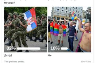 Анкета: Огромна већина од 82% народа у Србији за поновно увођење војног рока 2