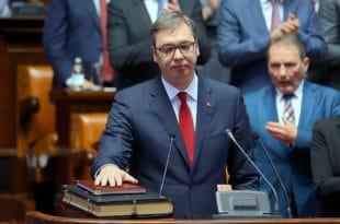 """НП Отаџбина: Промена Закона о референдуму да би се Вучић на """"демократски"""" начин одрекао Косова и Метохије"""