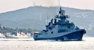Медитеран: Пред сиријском обалом највећа руска поморска армада икада 8