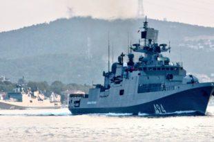 Медитеран: Пред сиријском обалом највећа руска поморска армада икада