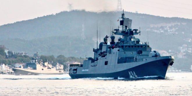 Медитеран: Пред сиријском обалом највећа руска поморска армада икада 1