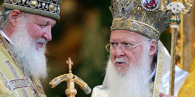 Руски патријарх Кирил крајем августа у Цариграду код Фанариоте који убија Православље