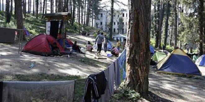 СРБИЈА И мигранти беже из Србије 1