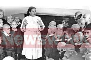 Комунисти током педесетих година озрачили 50.000 српске деце између пет и 15 година старости 8