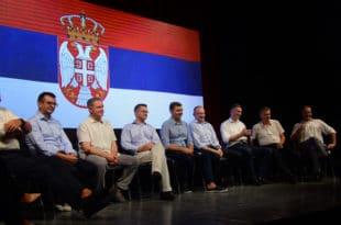 ШАБАЦ Опозициони Савез за Србију представио програм (видео)