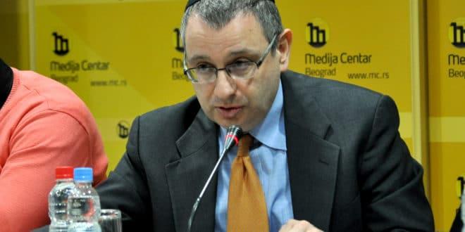 Рабин Исак Асиел: На мети притисака јер сам указао на корупцију у Јеврејској општини