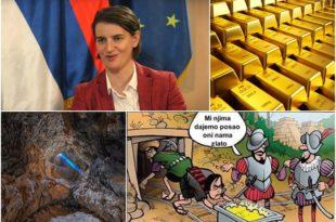 СКАНДАЛОЗНА ИЗЈАВА МУТАВЕ: Рудна блага Србије треба да припадну странцима!