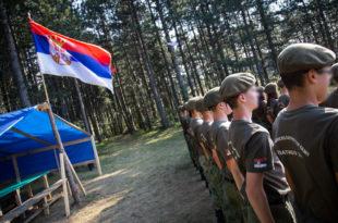 Напредна велеиздајничка клика признала да је дечији камп на Златибору затворен због присуства руских ветерана!