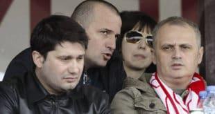 Антикорупцијски тим отворио истрагу против Весића и Лукића због малверзација у Црвеној Звезди 10