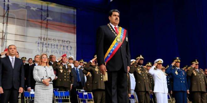 Неуспели атентат на Мадура изведен са два дрона који су носили по килограм експлозива С4