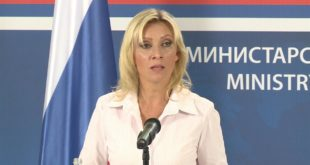 """Како су режимски медији цензурисали и """"изврнули"""" изјаву Марије Захарове 12"""