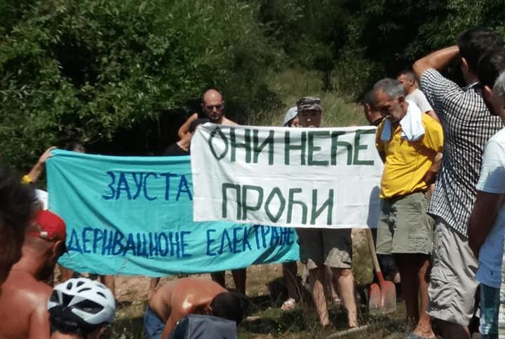 Одбранимо реке Старе планине: Настављамо борбу за све реке Србије, за Kошутњак и целокупну природу