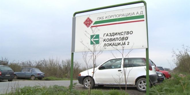 Стаматовић: Распикућа Вучић жели да опљачка, па придави ПКБ, а раднике претвори у робове 1