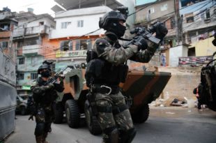 Војска на улицама Рио де Жанеира, десетине мртвих (видео)