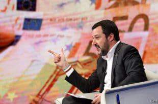 Салвини: Меркелова и Макрон су уништили Европу