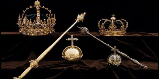 У Шведској украдене краљевске круне