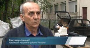 Србија: Послали човека у затвор јер је очистио опасну депонију