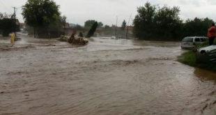 Жагубица је данас потопљена због пуцања бране прављене за мини хидро централу? 7