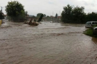 Жагубица је данас потопљена због пуцања бране прављене за мини хидро централу?