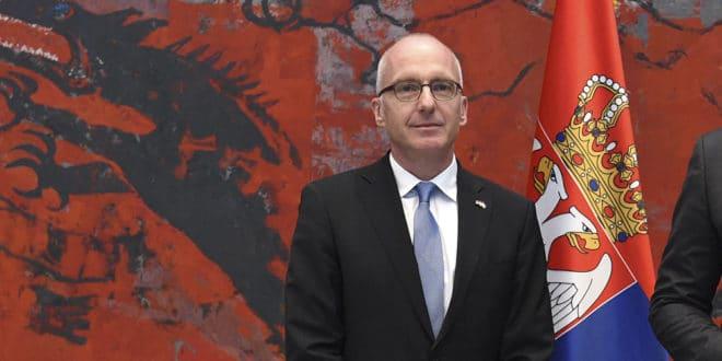 Нови немачки амбасадор поручио Београду: Хоћемо решење за Косово, и то што пре 1
