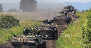 Русија демонстрира Западу ударну моћ великих војних снага на огромном простору 1