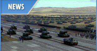 Русија и Кина заједно показују своју војну моћ ВОСТОК-2018 (видео)
