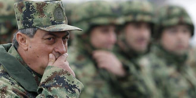 Промене у врху Војске Србије: Пензија Диковићу 1