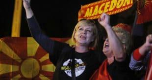 Македонци масовно бојкотовали НАТО и ЕУ референдум који је пропао! 12