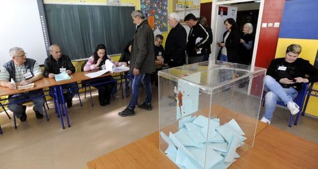 Затворена бирачка места на изборима у Мајданпеку 1