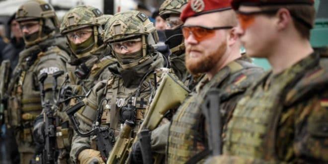 др Јасмина Пеев: Немачкa војна полиција против Cрбије!