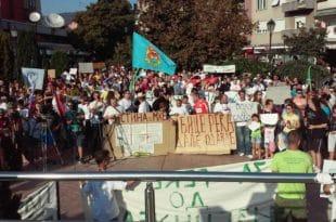 У Пироту одржан велики народни збор против изградње малих хидроелектрана