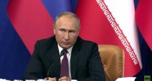Путин: Примарни задатак у Сирији потпуна елиминација терористичких жаришта