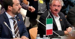 СВАЂА НА КОФЕРЕНЦИЈИ ЕУ: Салвини причао о наталитету, Луксембург исмевао рађање Италијанске деце! (видео) 8