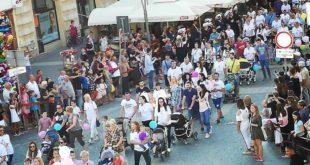 Шабац јуче, парада мајки, беба и трудница! 8