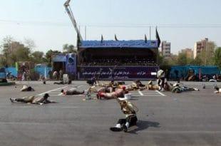 Напад на војну параду у иранском граду Ахвазу – 24 убијених и 53 рањених (видео)