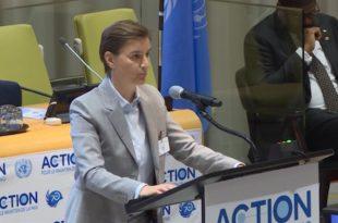 Ко је њу и када бирао и кога она уопште представља у УН?!
