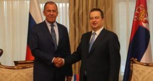 Сергеј Лавров Ивици Дачићу: Русија подржава дијалог Косова и Србије уз неопходност поштовања Резолуције 1244 3