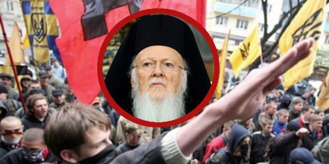 Нацисти подржани фанариотским јеретиком заузели на силу храм канонске Украјинске православне цркве