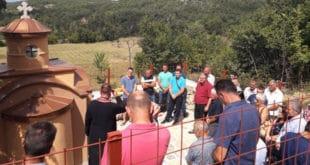 Љубеница: Црква за спаљену српску децу