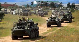 """Руска војска је почела највеће војне вежбе у историји — """"Исток 2018"""" (видео) 1"""