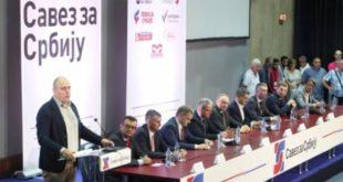 У Београду 10 партија и покрета формирало опозициони Савез за Србију 3